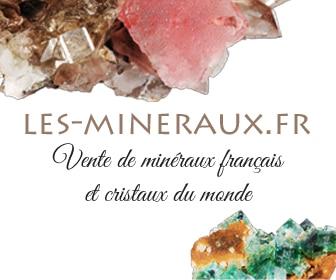 Achat de minéraux, nous achetons des collections de minéraux et cristaux.