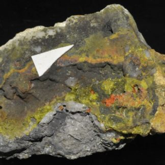 Crocoite, embreyite and vauquelinite from Beresovsk (Ekaterinburg, Russia)