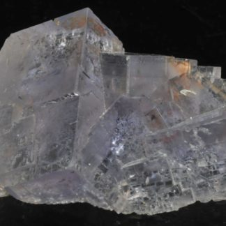 Fluorite from the Berbes mine (Spain)