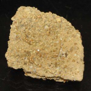 Stolzite from the Sainte-Lucie mine (Saint-Léger-de-Peyre, Lozère, France)